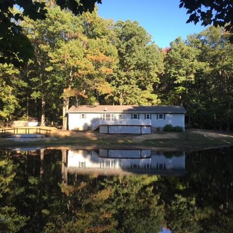 Elizabeth's Pond Retreat